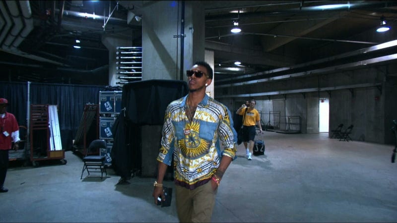 Illustration for article titled Nick Young's Shirt Is Proof The Mayans Were Right About 2012