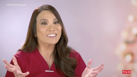 Interview with Dr  Pimple Popper About Her Book