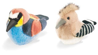 Illustration for article titled Plüssgyurgyalag kapható a madártani egyesületnél