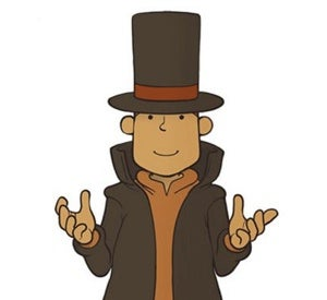 Illustration for article titled Professor Layton Escaping To Global Publishing Freedom!