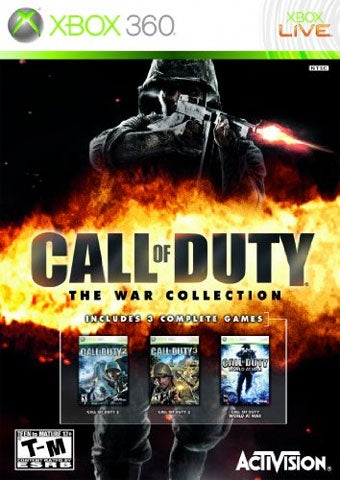 Illustration for article titled Get Your World War II On With Call of Duty: The War Collection