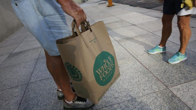 The Amazon Panopticon Comes for Whole Foods