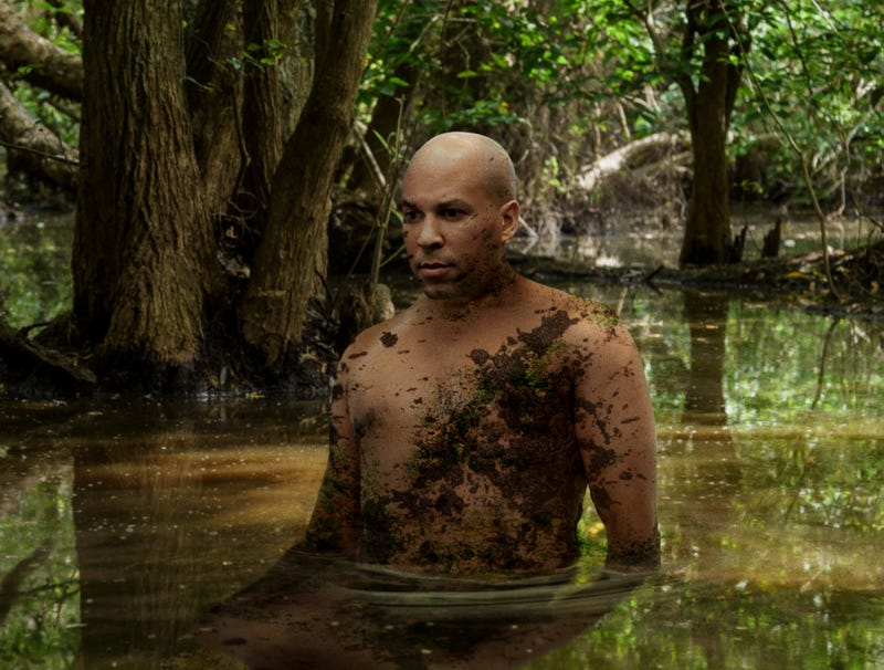 Illustration for article titled Cory Booker Expelled From Senate, Stripped Naked, Forced To Wander Maryland Bog In Woe For All Eternity