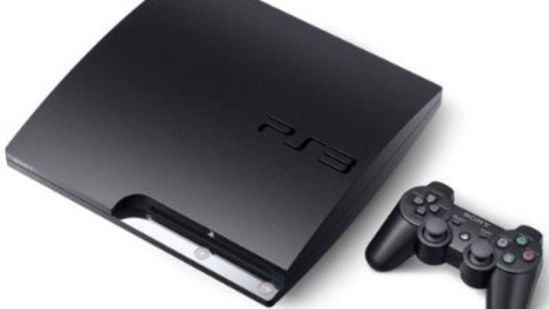 Illustration for article titled Sony announces PS3 price drop, introduces the PS3 Slim