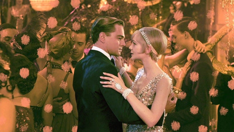 The Great Gatsby (Photo: Warner Bros. Graphic: Emi Tolibas)