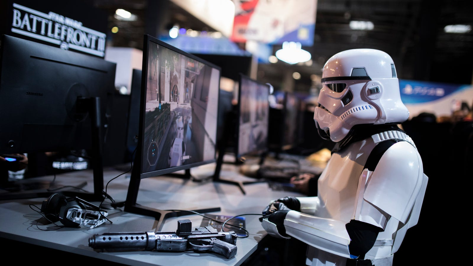 Belgian Gaming Commission Decides Battlefront II-Style Loot Boxes Are Gambling, Wants Them Banned