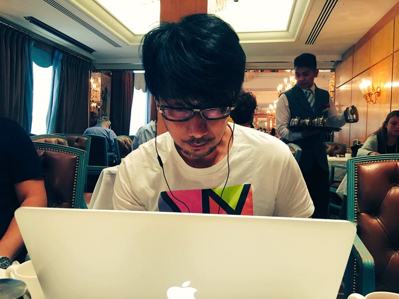 Kojima said that his new game will be his