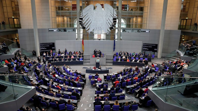 German Parliament Passes Online Hate-Speech Law