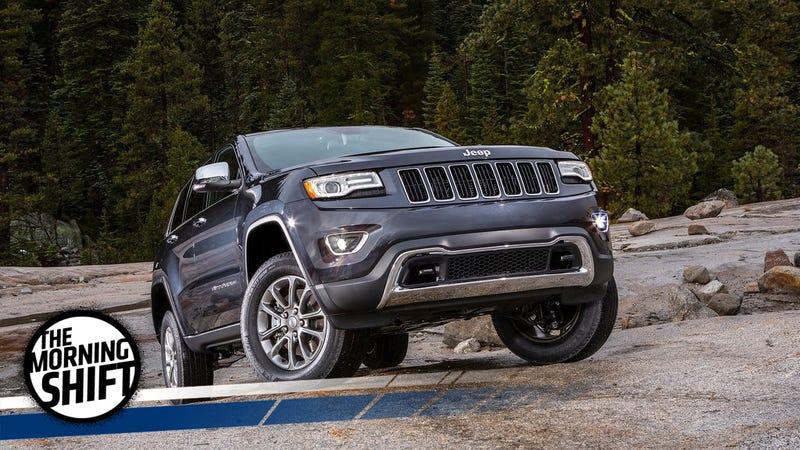 Illustration for article titled Fiat Chrysler Recalling646,394 SUVs For Brake-Booster Shield Issue Again