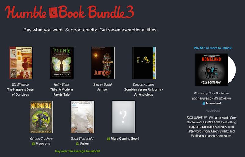 Illustration for article titled Humble eBook Bundle, Roku 3, Amazon PC Game Sale [Deals]