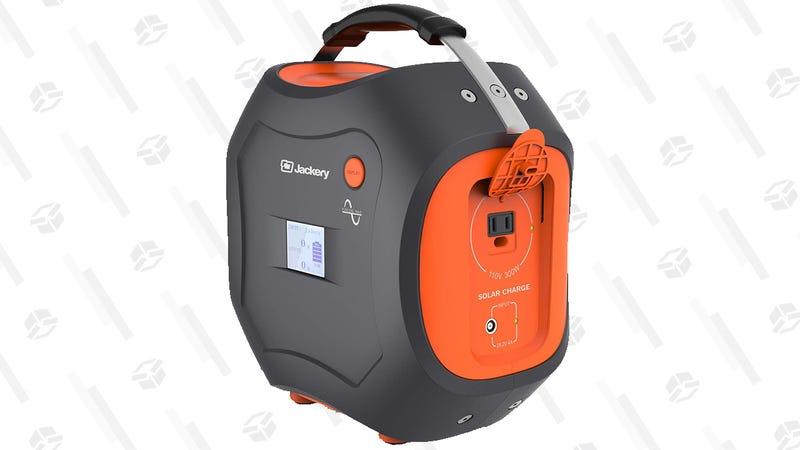Jackery Battery Backup Powerpro 500| $400 | Amazon