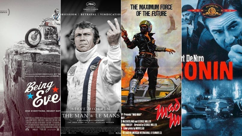 Illustration for article titled See McQueen, De Niro, Knievel, Mad Max: $50 VIP Tickets Still Available