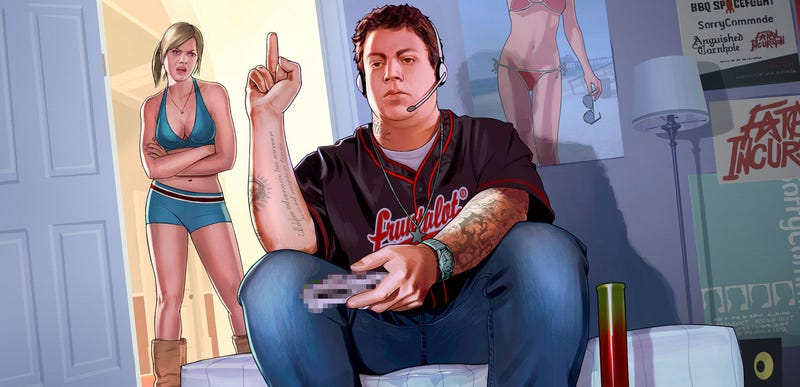 Illustration for article titled GTA V llega a PC, Xbox One y PS4