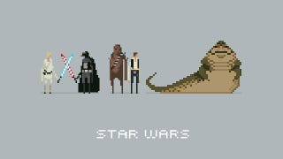Illustration for article titled Star Wars & Sworcery Is Something That Would Be Welcome Around Here
