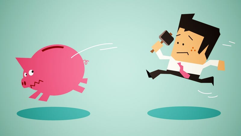 Illustration for article titled 10 Strategies for Handling the Stress of a Financial Crisis
