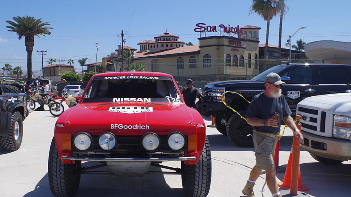This Scary Little Truck Changed Off-Road Forever And Now It's Back, Baby