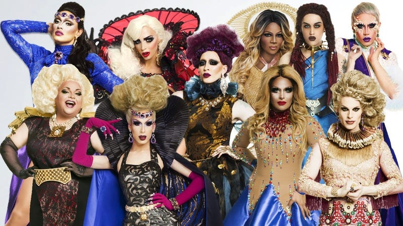 Illustration for article titled Any Drag Race Fans Out There? Helleur?