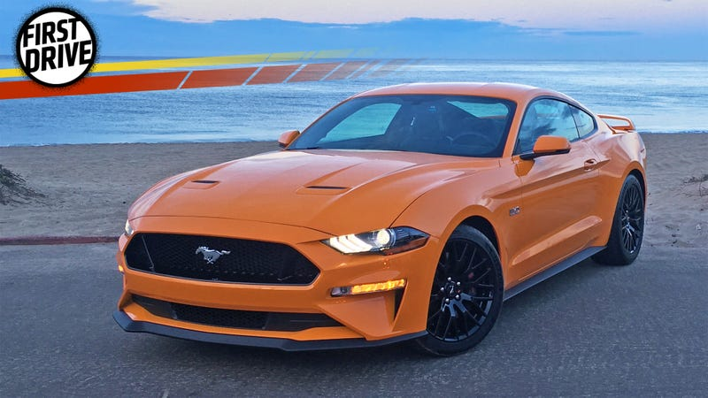 Imagenes De Mustang 2018 >> The 2018 Ford Mustang Brings A Ton Of Power To The People