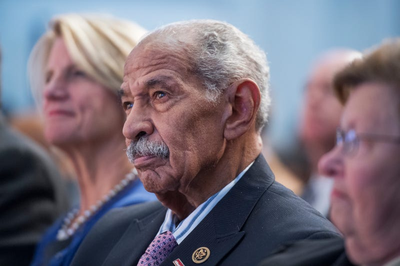 Rep. John Conyers (Tom Williams/CQ Roll Call)