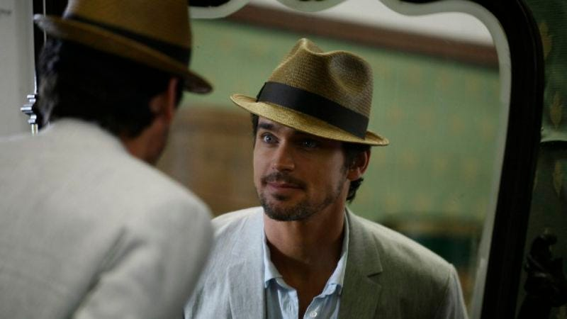 Illustration for article titled White Collar returns for yet another season of breezy capers and jaunty hats