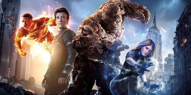 Illustration for article titled Adiós a Fantastic Four: Fox retira la secuela tras el fracaso en taquilla