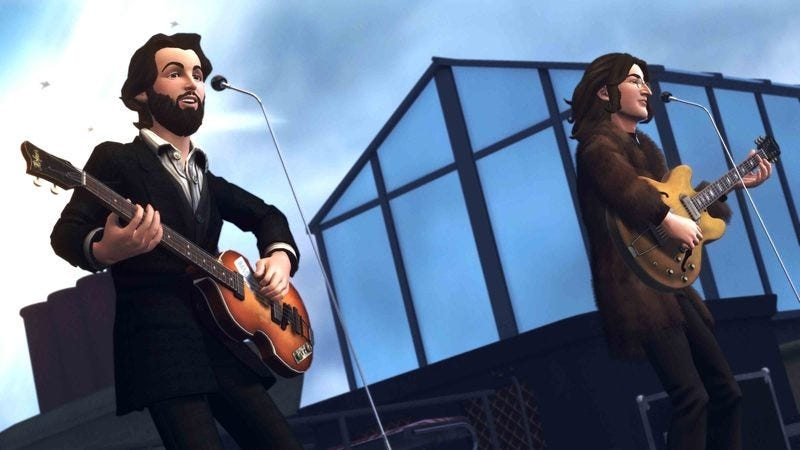 The Beatles: Rock Band Review: Blisters On My Fingers