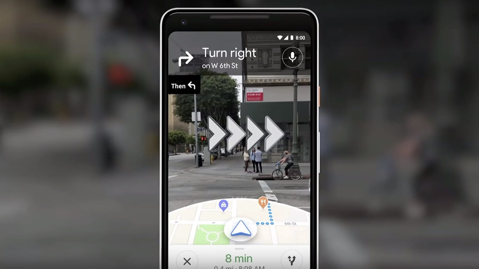 Google Maps AR Is Being Tested by Some Users—But the Rest of Us Will Have to Wait