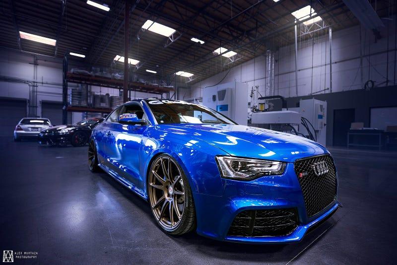 Illustration for article titled Audi for Life Bait...