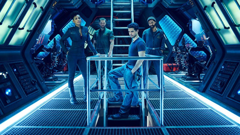 Illustration for article titled The Expanse Delivers the Sci-Fi Political Thriller We've All Been Waiting For