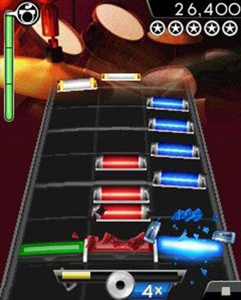 Illustration for article titled Rock Band Is Going Mobile, But Not To iPhone (Yet)