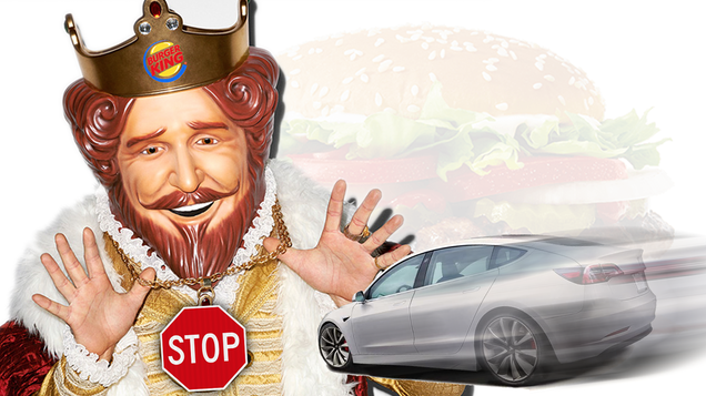 Burger King Is Leveraging Tesla Autopilot s Confusion To Sell Whoppers
