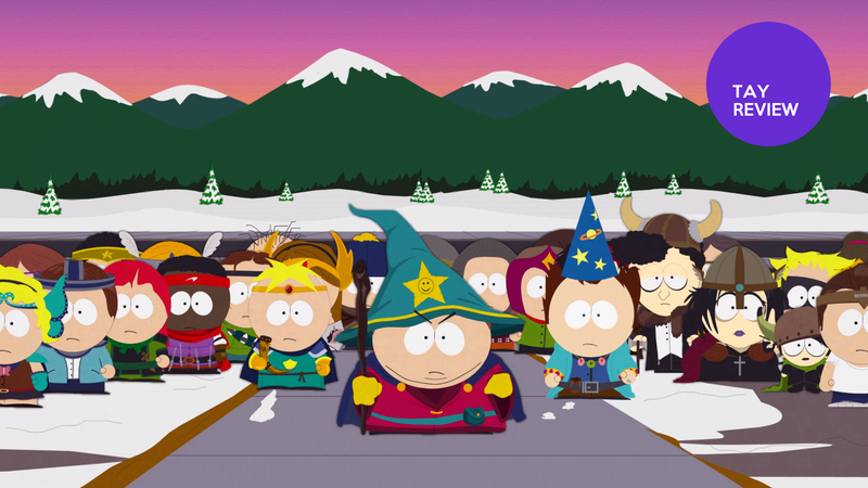 Illustration for article titled South Park: The Stick of Truth: The TAY Review