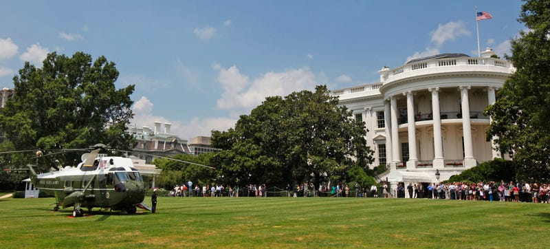 Illustration for article titled Why The Secret Service Needs An $8 Million Scale White House Replica