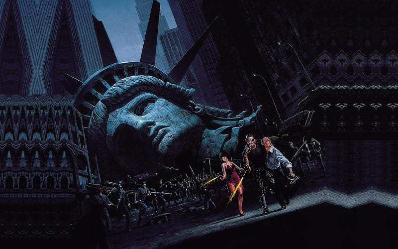 Illustration for article titled Get Ready: Escape From New York Is Going to Be Remade by Fox
