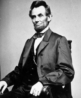 Abraham LincolnHulton/Archive/Getty Images
