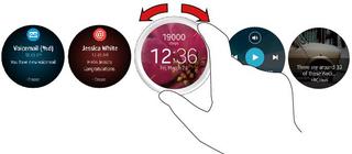 Illustration for article titled Así será el nuevo reloj circular que prepara Samsung