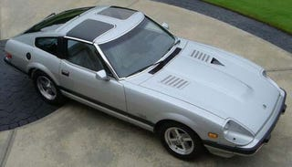 Illustration for article titled Drooool! 1,410-Mile 1982 Datsun 280ZX Turbo Sells For $29K