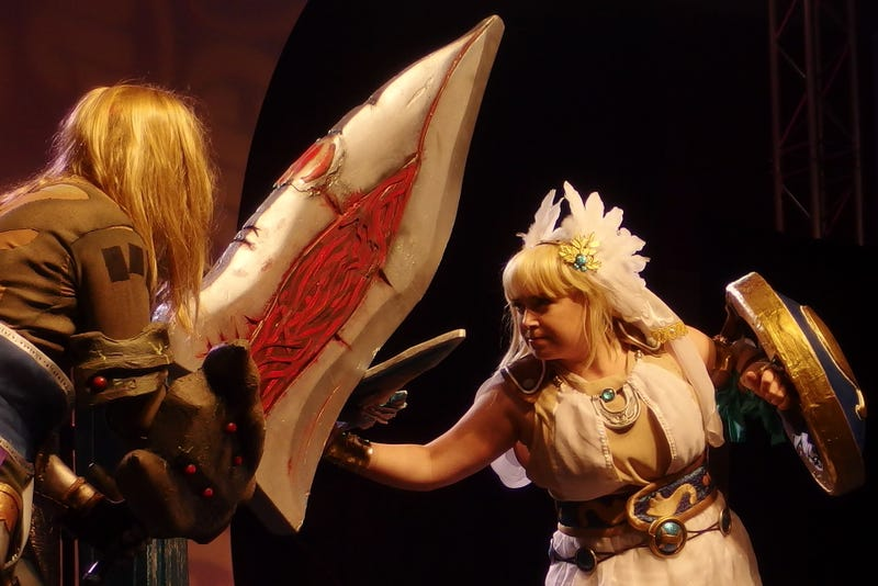 Illustration for article titled World Cosplay Summit (WCS) US Finals at ACEN 2014 in Pictures