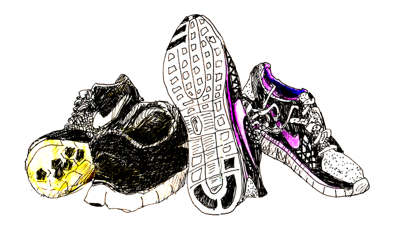 Illustration for article titled How I Found the Perfect Running Shoes