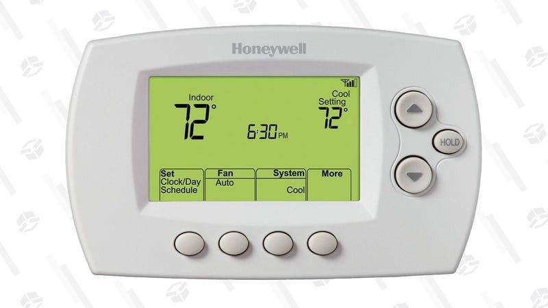 Honeywell Smart Wi-Fi Thermostat With Alexa | $59 | Amazon