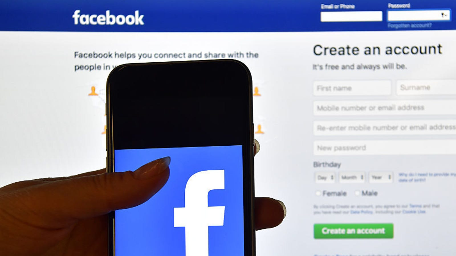 Facebook Won't Force You to Use a Phone Number for Two-Factor