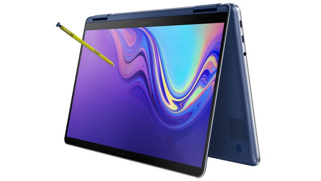 Samsung Kicks Off CES Early With a Competent But Not Terribly Exciting 2-in-1 Laptop