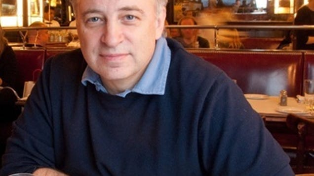 Restaurateur keith mcnally deals with bad review by for Keith mcnally