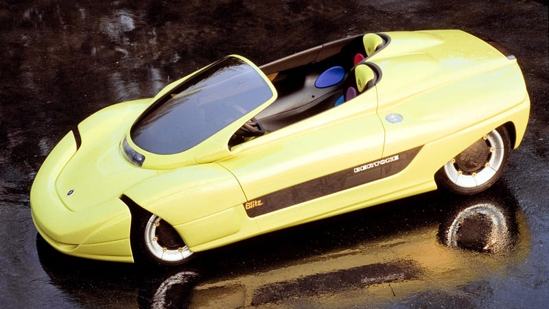 Illustration for article titled I Do Not Understand The 1992 Bertone Blitz, But I Do Love It