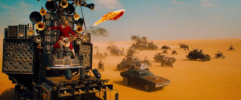 Illustration for article titled What Would You Drive In Mad Max's World?