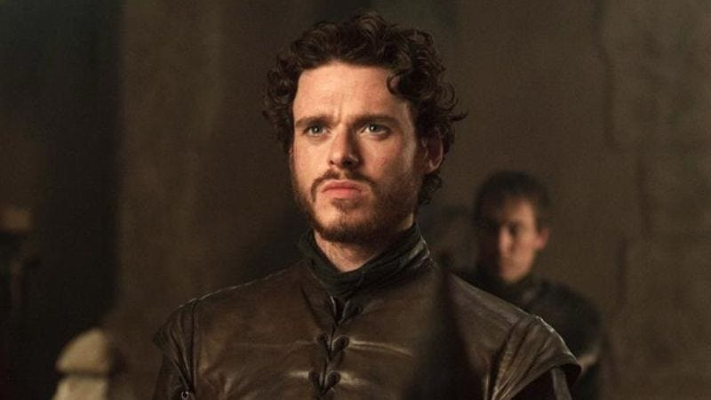 Illustration for article titled Game Of Thrones' Richard Madden—a.k.a. Robb Stark—is returning to TV