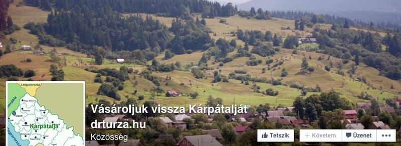 Illustration for article titled Vásároljuk vissza Kárpátalját!