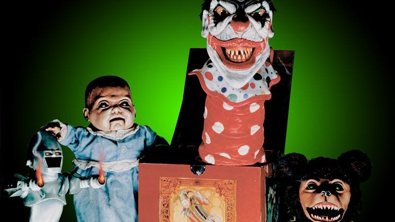 Illustration for article titled Full Moon Tunes is here to serve your Puppet Master-related musical needs
