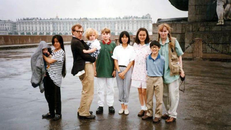 Αποτέλεσμα εικόνας για mia farrow adopted children