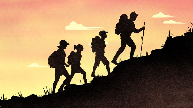 Illustration for article titled How To Take Your Kids Backpacking